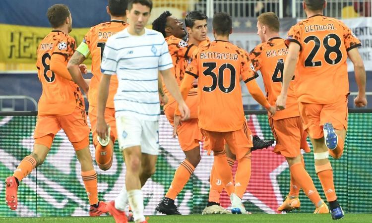 Morata: 'La Juve ha preso due talenti pazzeschi'