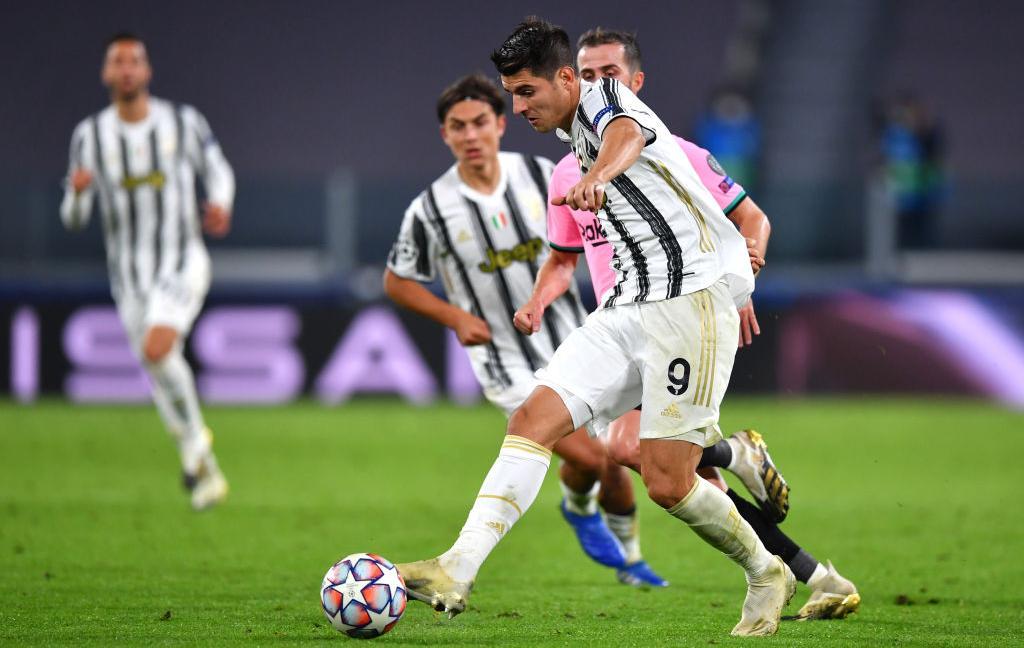"Juve: Morata beffato dalla ""legge"" del Var"