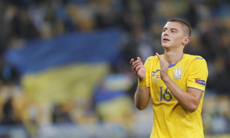 Milan, riflettori puntati su Dinamo Kiev-Juve: Mykolenko osservato speciale