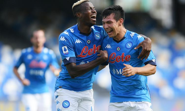 Napoli, super inizio di stagione per Lozano: quanto era costato