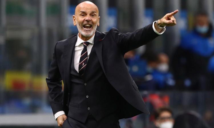 Milan, Pioli: 'Mandzukic subito dentro, può giocare con Ibra. Rigori merito del calcio offensivo. Su Tomori e Theo...'