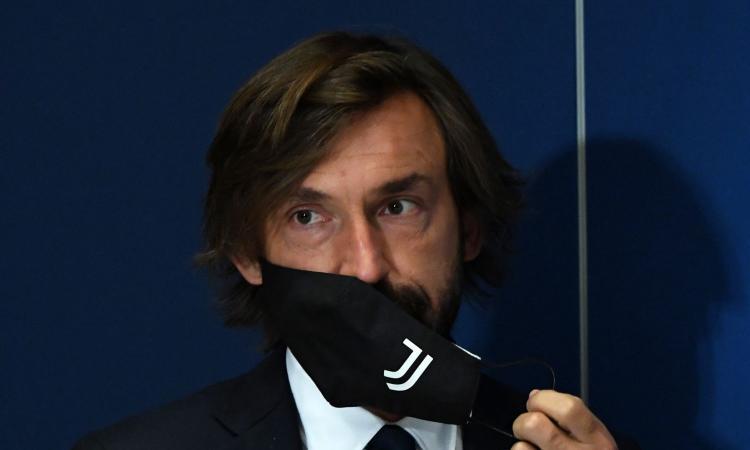 Juve, Pirlo: 'Per Ronaldo esito del tampone in serata, Chiellini fuori. Berlino? E' andata come è andata...'