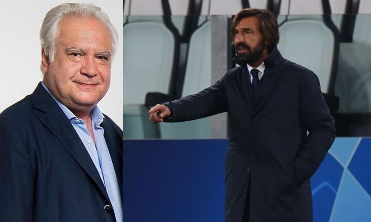 Un cappuccino con Sconcerti: Pirlo offende la Juve e attacca i giocatori. Perché? Presunzione