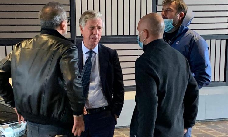Cessione Genoa, Preziosi: 'Vendere a Messina? Magari, ma non c'è nulla!'