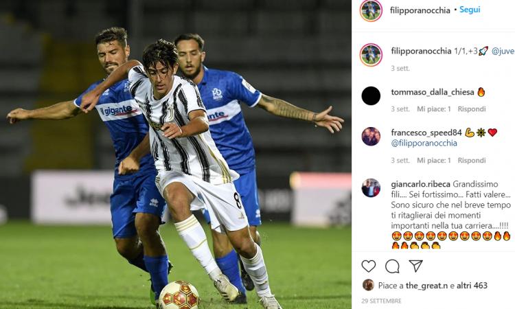 Juventus, Allegri promuove Ranocchia