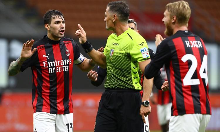 Basta con Giacomelli, ha rovinato pure Milan-Roma. E hanno cambiato le regole per farlo arbitrare ancora...