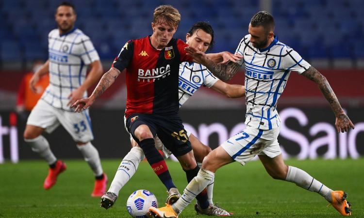 Così l'Inter può soffiare Rovella alla Juve