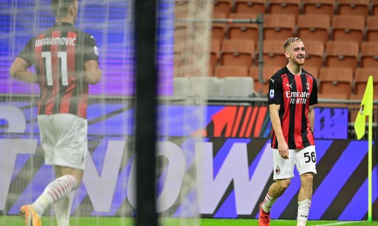 Milan, l'importanza di Saelemaekers: uomo da Serie A, è la chiave tattica di Pioli