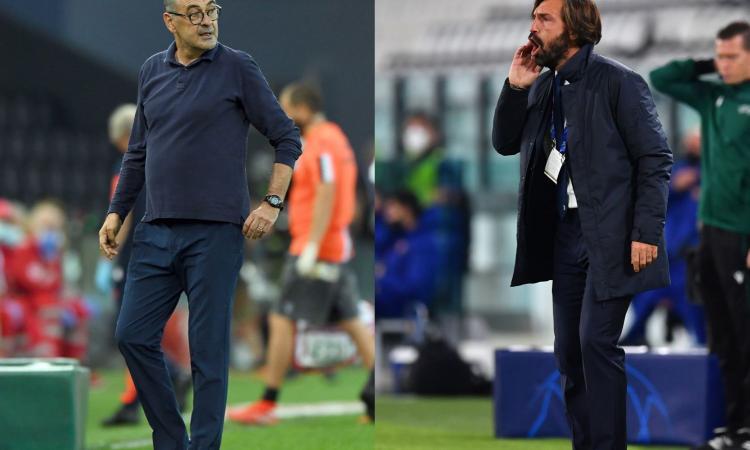 Disastro Pirlo, i tifosi della Juve già scatenati: 'Ma non era meglio tenersi Sarri?'