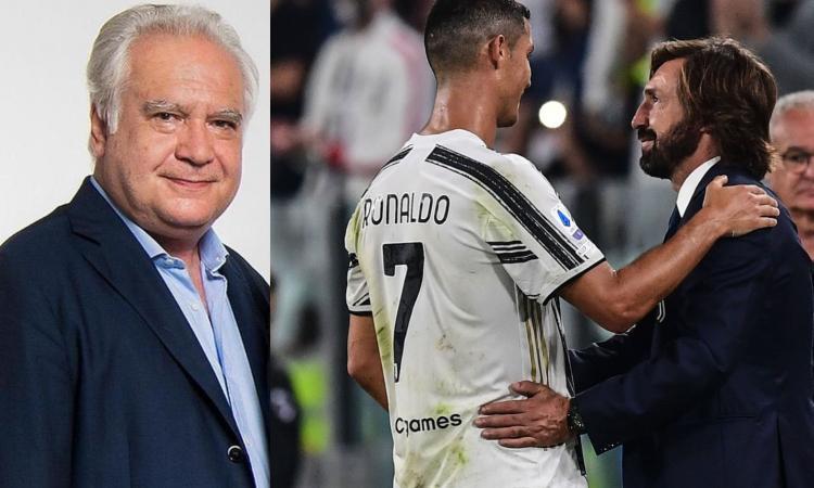 Un cappuccino con Sconcerti: senza Ronaldo la Juve deve diventare un'altra. E non è facile