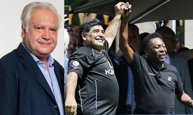 Un cappuccino con Sconcerti: auguri a Pelé per i suoi 80 anni. Ma è meglio lui o Maradona?