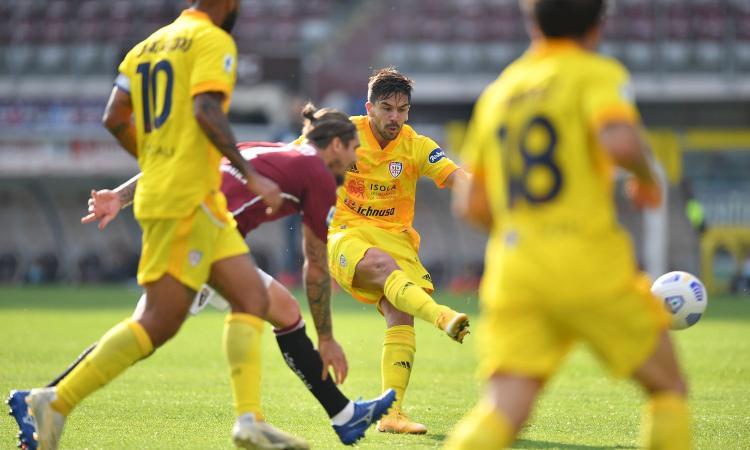 Torino-Cagliari 2-3: il tabellino