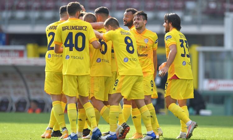 Coppa Italia, Cagliari-Cremonese: cambia l'orario