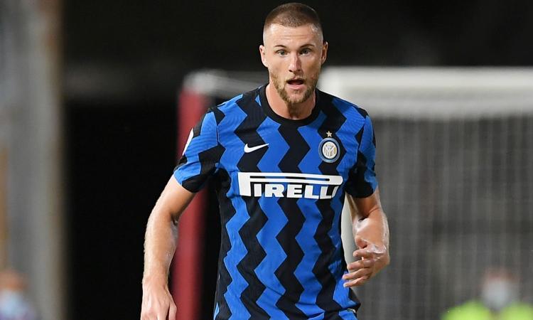 Inter, Skriniar ancora debolmente positivo: si allungano i tempi del rientro