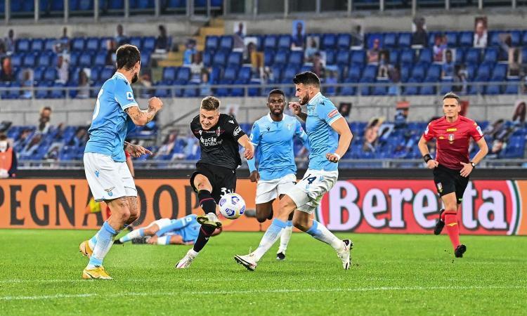 Serie A, la MOVIOLA: Bani su Lukaku, dubbi. Annullato un gol al Bologna col Var, manca un rigore su Soriano