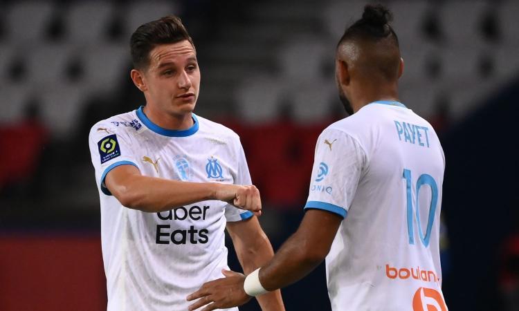 Ds Marsiglia: 'Thauvin patrimonio del club, cerchiamo soluzione migliore'