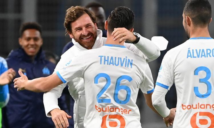 Ligue 1: il Lorient ribalta il Reims, tris Marsiglia. Che gol di Thauvin!