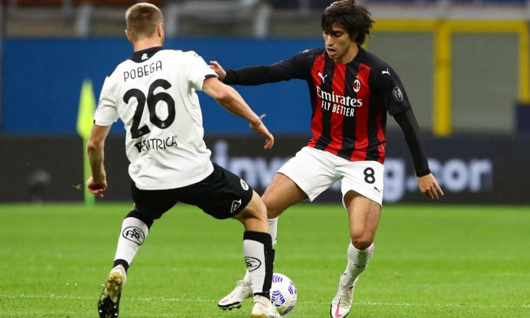 Milan, Albertini su Tonali: 'Mi rivedo in lui, anche se...'