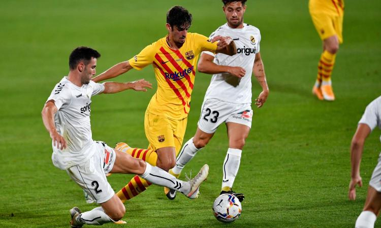 Barcellona, UFFICIALE: Trincao in prestito al Wolverhampton