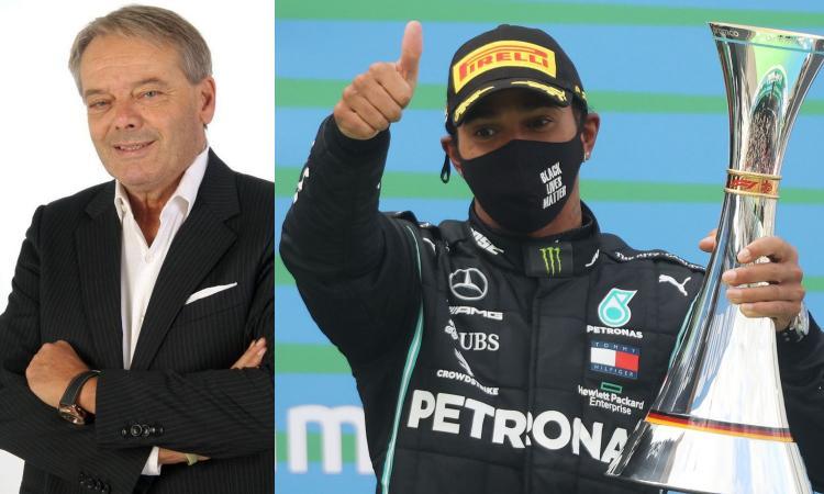 Turrini a CM: 'Hamilton ha avuto un grande alleato: la Ferrari. Invece Nadal e LeBron James....'