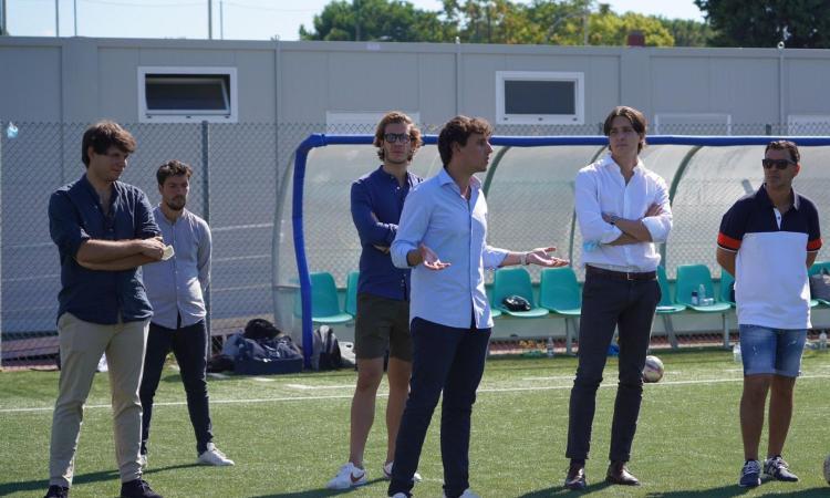 Pres. Vesta a CM: 'Nuove tecnologie e la formazione decisa dal pubblico, il mio club rivoluzionerà il calcio'
