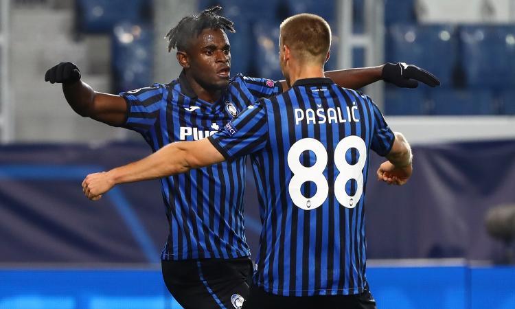 L'Atalanta riprende l'Ajax, da 0-2 a 2-2 nell'esordio Champions a Bergamo: ten Hag meglio di Gasperini