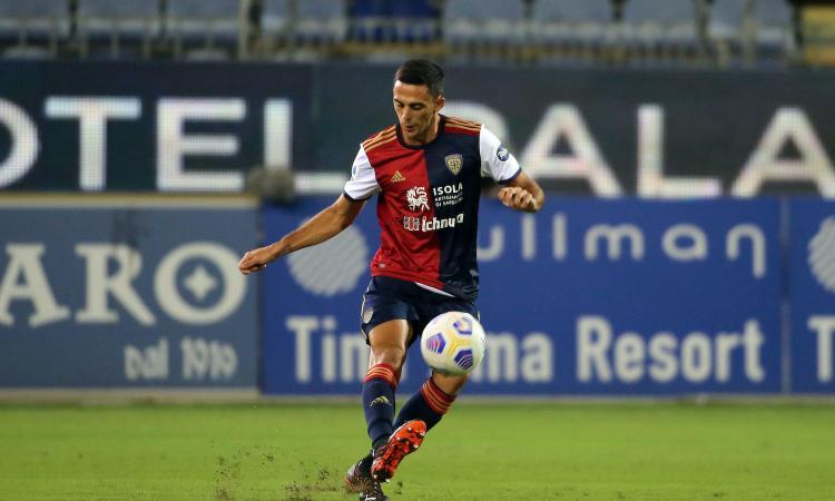 Cagliari, Zappa: 'Non penso al futuro. Inter? Ecco perché sono andato via'