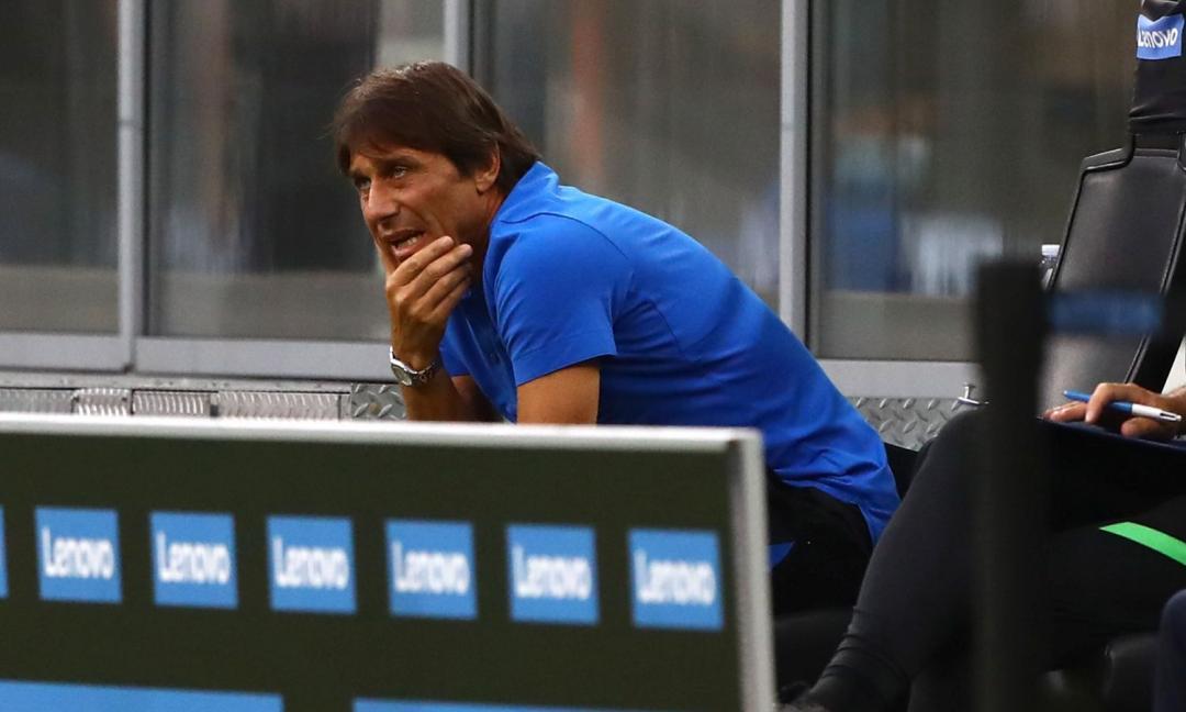 Roma-Inter grandi a... metà! Ma i bonus Conte li ha finiti!