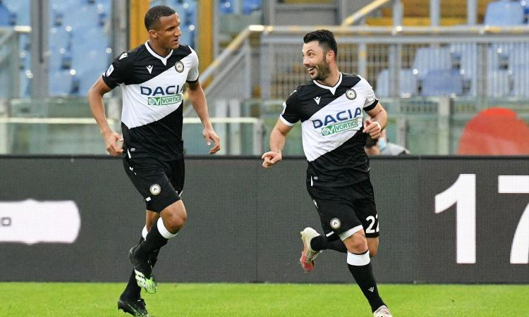 Udinesemania: vittoria convincente e decisiva. Friulani a +8 sul terzultimo posto