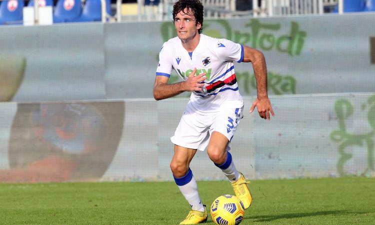 Sampdoria, la Roma segue anche Augello