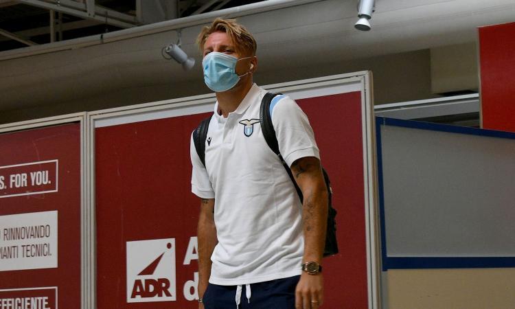Lazio, Immobile: 'Totti o Del Piero come scegliere tra carbonara o amatriciana. Stasera gioco alla PlayStation? No, c'è l'Italia'