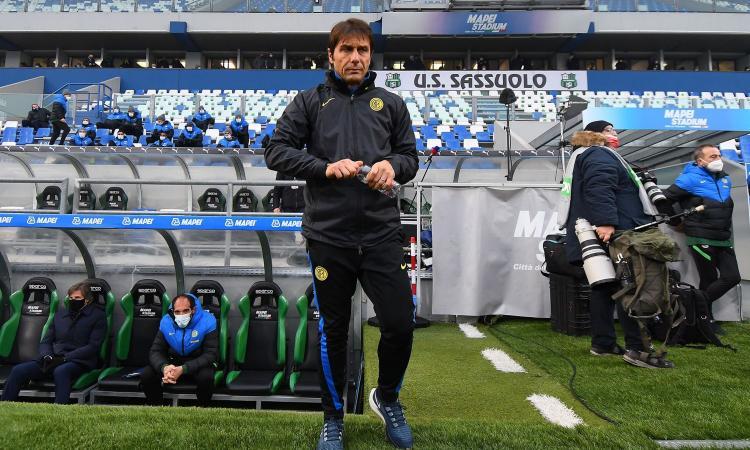Inter, Conte: 'Bisogna remare tutti nella stessa direzione, senza far affondare solo tecnico e squadra' VIDEO