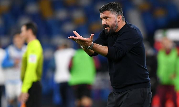 Napoli, panchina in bilico: c'è l'ombra di Benitez, ma De Laurentiis aspetta la mossa di Gattuso