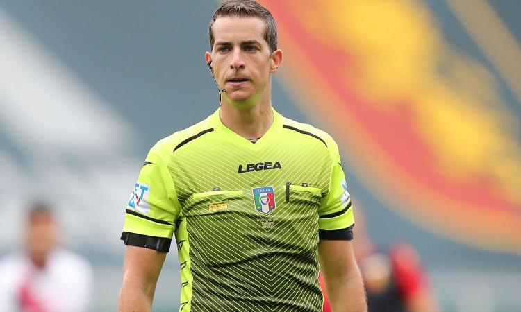 Inter-Bologna: arbitra Ayroldi, ecco assistenti e Var