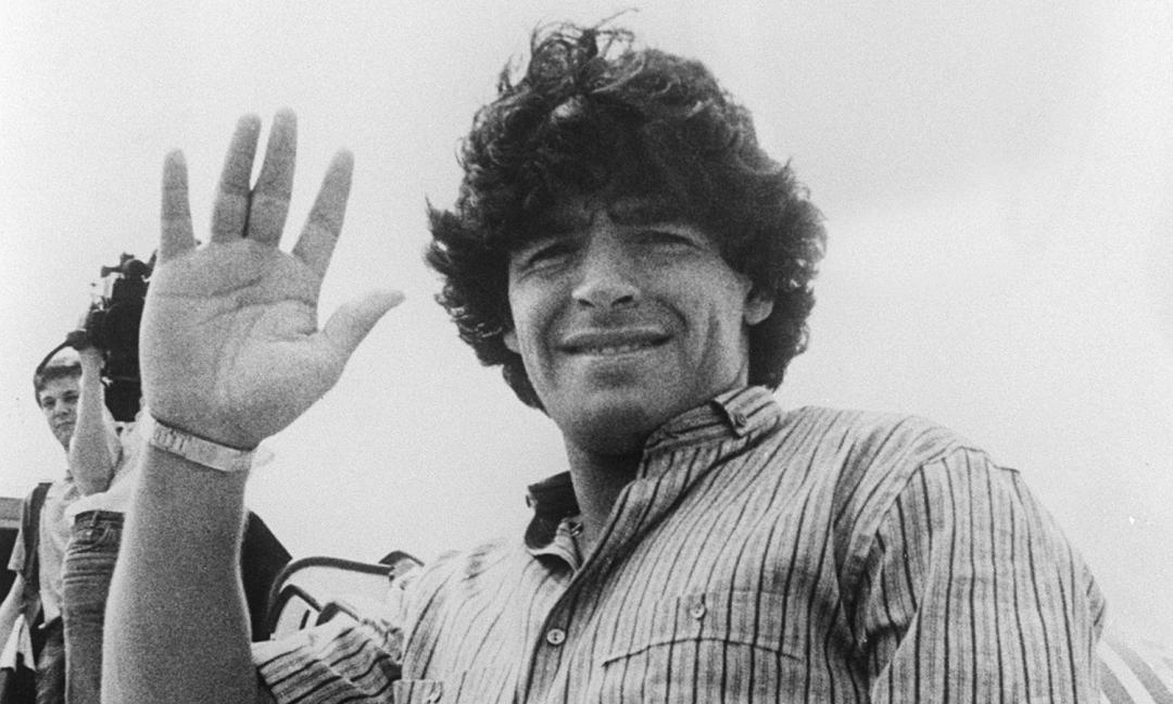 Addio Diego, ma resterai eterno in ognuno di noi