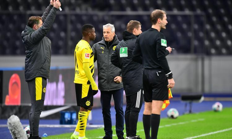 Borussia Dortmund: esordio per Moukoko, è nella storia della Bundesliga