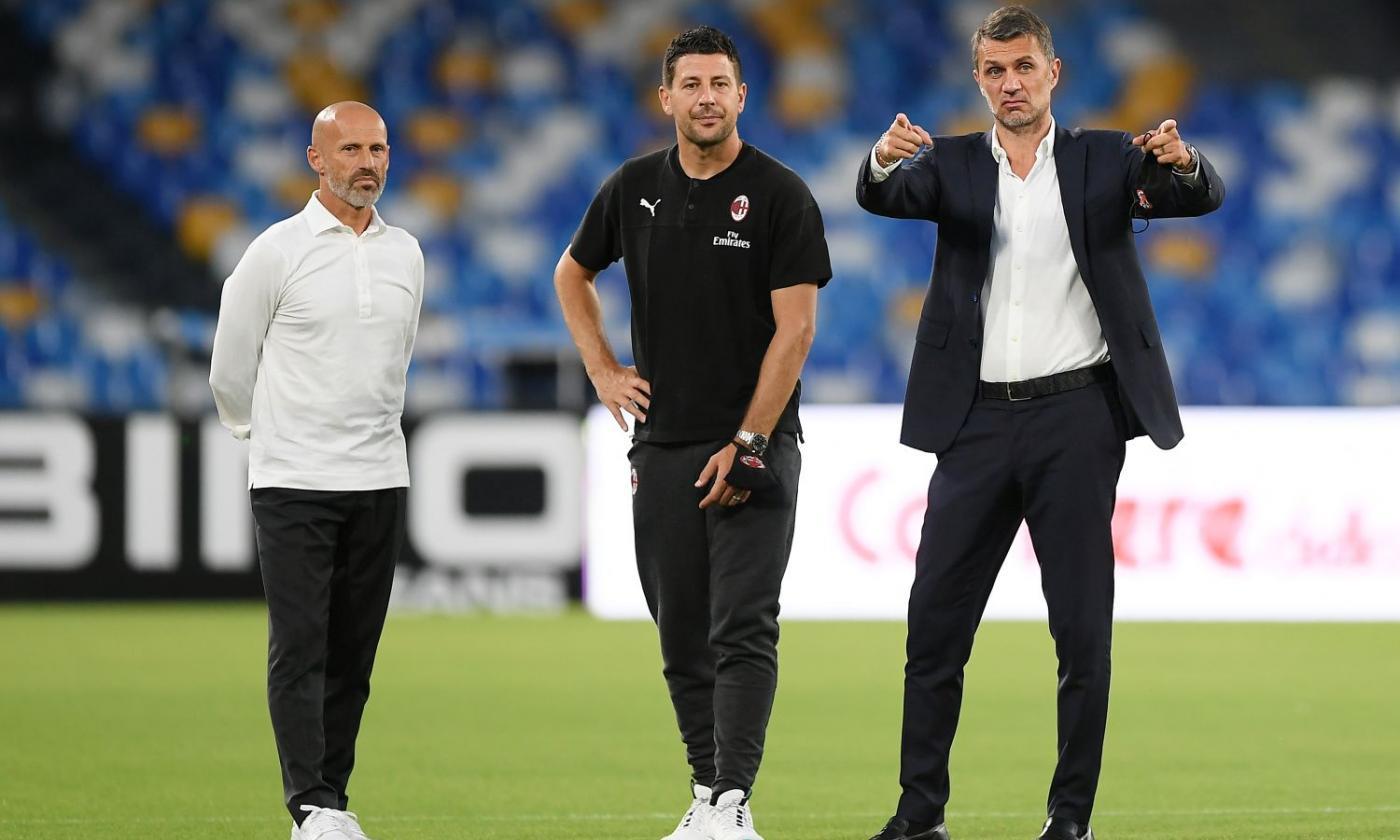 Emergenza Milan, in panchina a Napoli va Bonera. Ma c'è un'alternativa |  Primapagina | Calciomercato.com