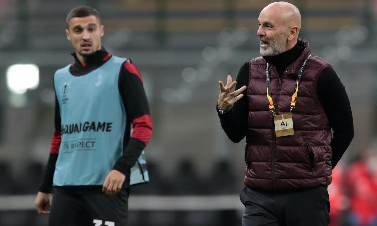Milan, l'unico dubbio è a centrocampo: può giocare di nuovo Krunic. È ancora lui il titolare in più di Pioli