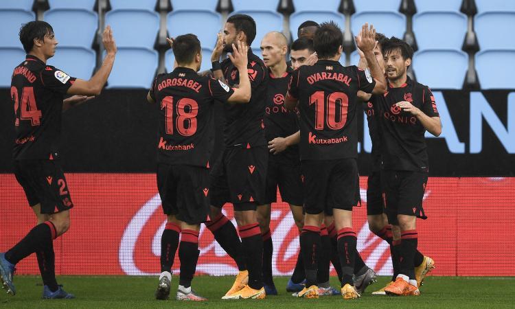 Real Sociedad, ag. Remiro: 'Alex vorrebbe giocare a Napoli, ma giovedì conterà solo la vittoria'