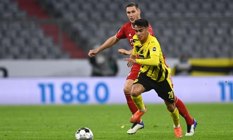 Borussia Dortmund: in tre su Reinier