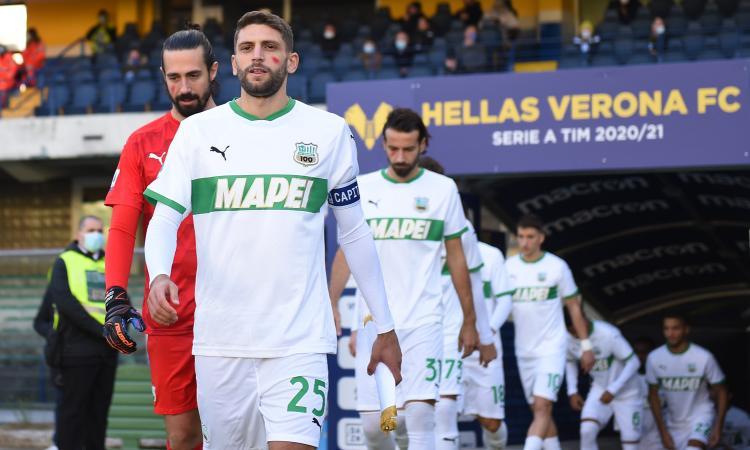 Il Sassuolo è la nuova Atalanta: gioca il calcio migliore d'Italia, ma contro  l'Inter rischia la sconfitta