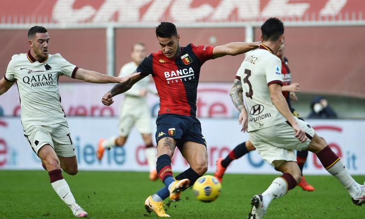 Genoa, non solo Juve: anche il Benfica pensa a Scamacca