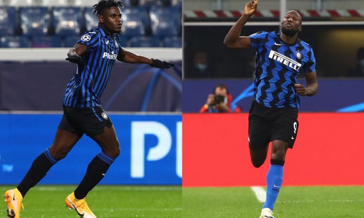 Inter, riecco Lukaku: è sfida a Zapata, sono nella top 25 dei centravanti mondiali. Il belga vale più di Haaland