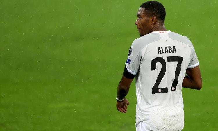 La Juve e l'occasione Alaba: il jolly perfetto per Pirlo, ma con un problema