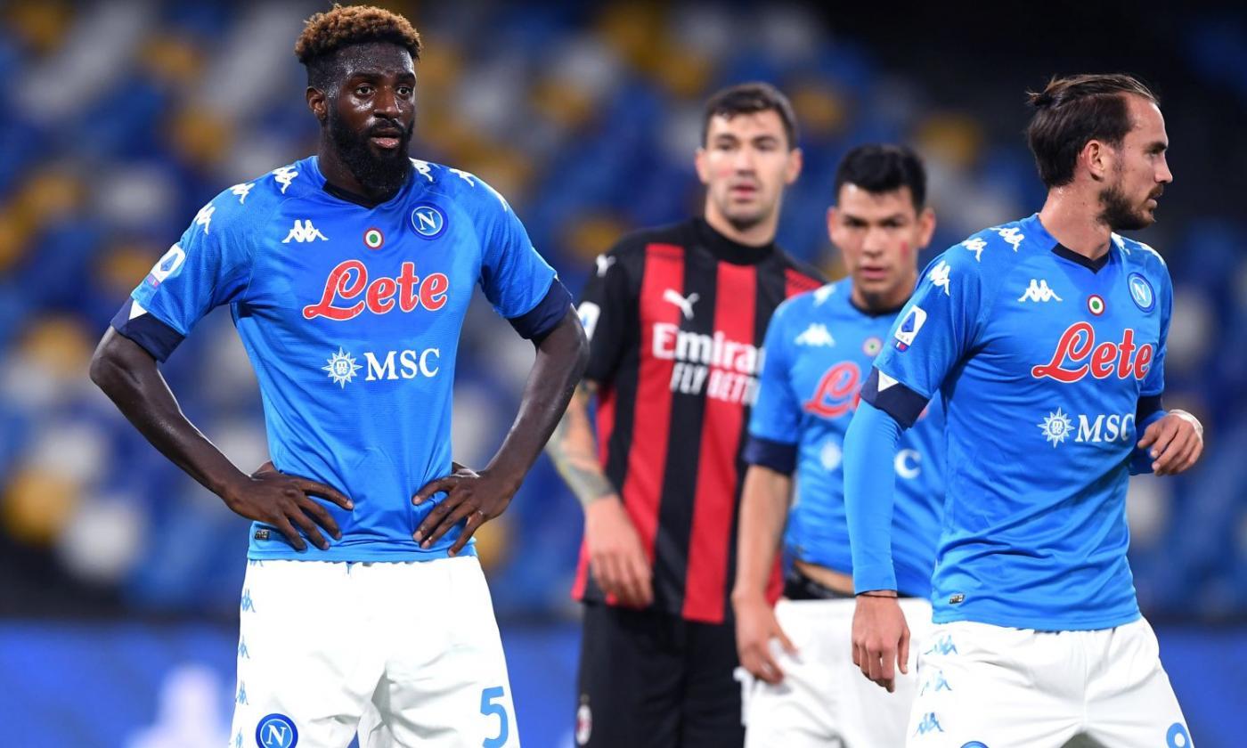 Napoli-Milan, MOVIOLA LIVE: annullato gol a Ibrahimovic, espulso Bakayoko |  Serie A | Calciomercato.com
