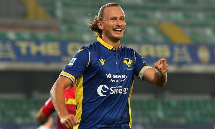 Verona-Milan: occhi su Barak, la cifra per l'Udinese