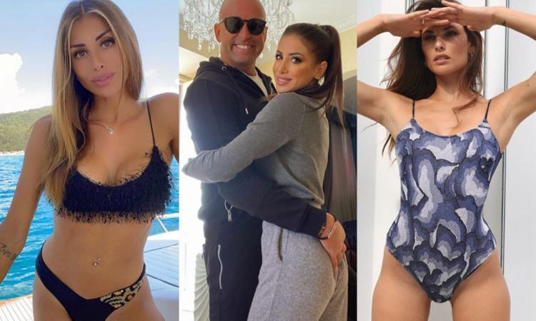 Dayane Mello contro Bettarini al GF Vip: 'Fu solo una scop...'. La fidanzata Nicoletta attacca: 'L'ha tradito subito' FOTO