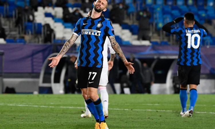 Inter, 'giallo' Brozovic: già guarito, ma serve l'ok della Uefa. Le ipotesi per il 'Gladbach