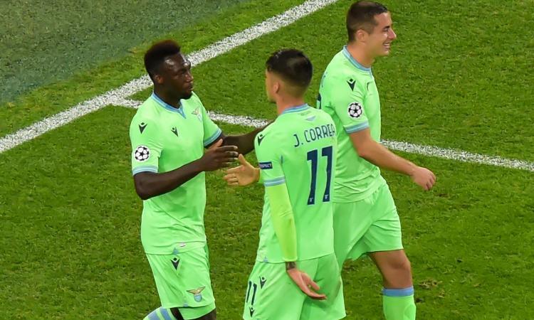 Ci pensa sempre lui: anche in Russia c'è Caicedo, punto d'oro per la Lazio