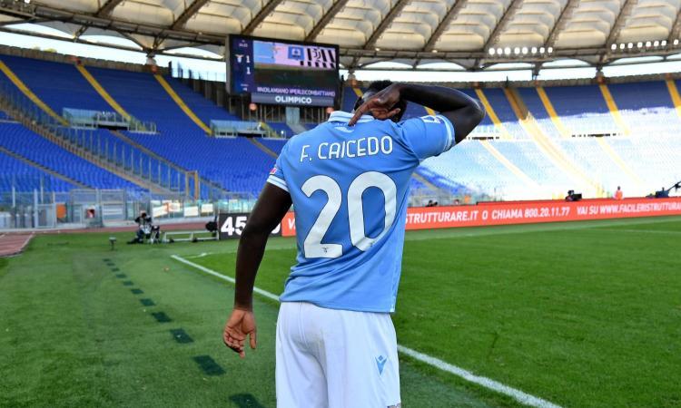 Fiorentina, un nuovo attaccante a gennaio: Caicedo è l'ultima idea